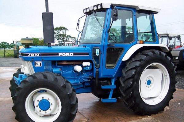 Tractores Ford: Guia Completa y Precios de Tractores Usados