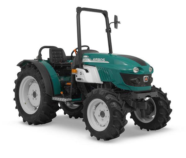 Tractor frutero Arbos 3050