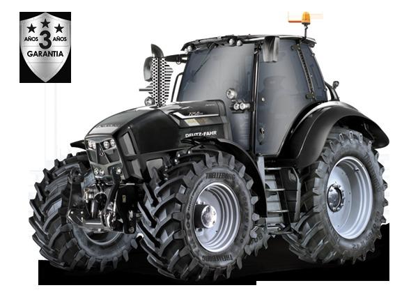 Tractor Deutz Fahr Warrior 7250 250cv