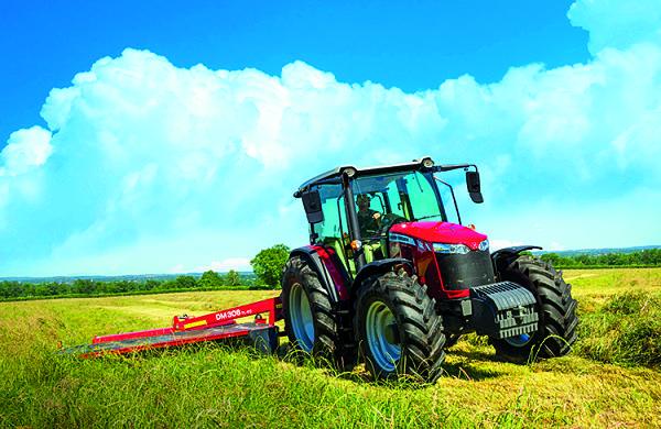 Tractor Massey Ferguson 6713