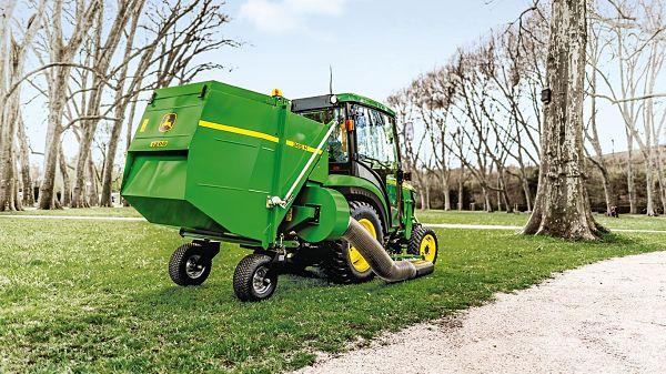 Tractor John Deere 1026R