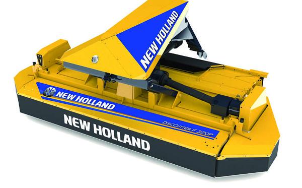 Segadora trasera New Holland