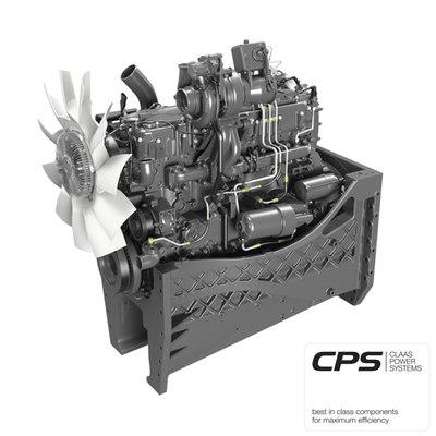Motor Serie Axion 900 de Claas
