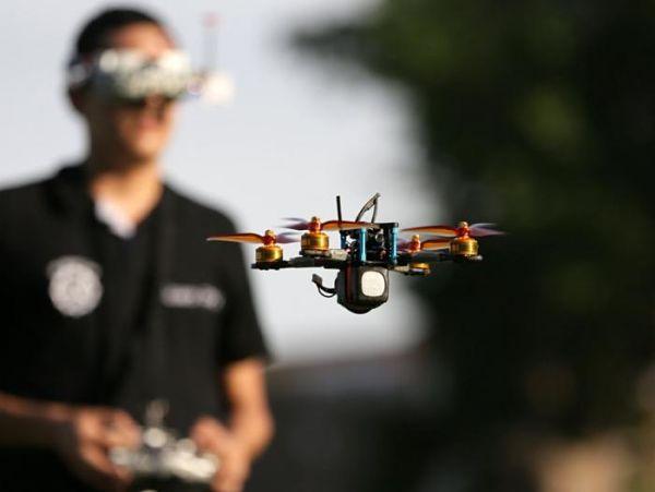 Avances tecnológicos en drones