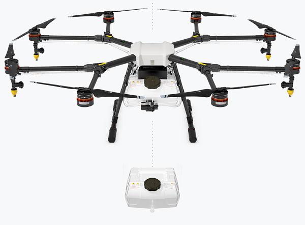 Dron DJI Agras