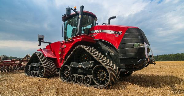Tractor CASE IH Quadtrac CVX