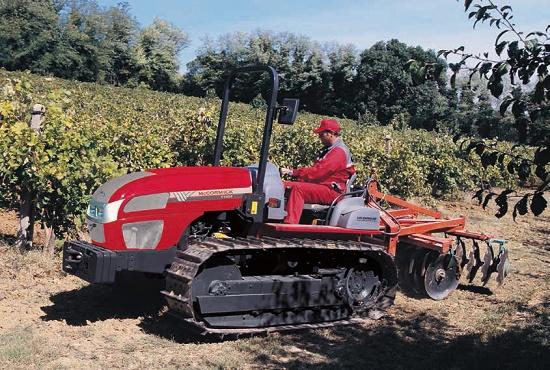 Tractor McCormick TX4 F