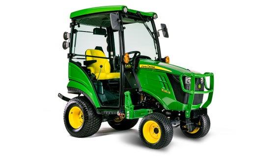 Tractor compacto John Deere 1025R