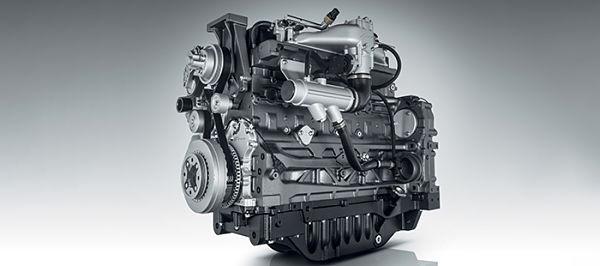 Motor del tractor de metano de New Holland