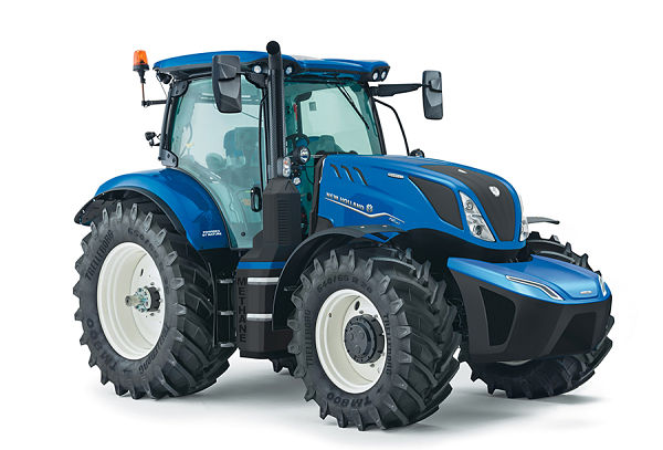 New Holland T6.180 Methane Power