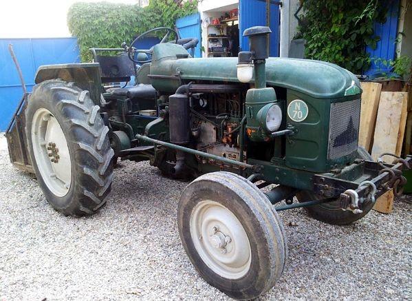 Tractor Renault N 70