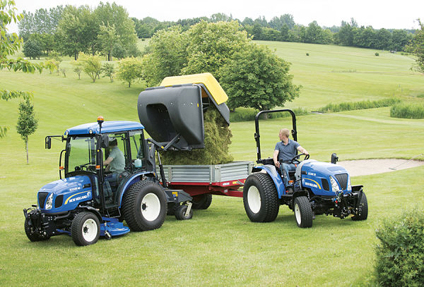 Tractores Compactos New Holland