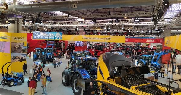 Feria Internacional de Maquinaria Agrícola- FIMA 2020, en Zaragoza