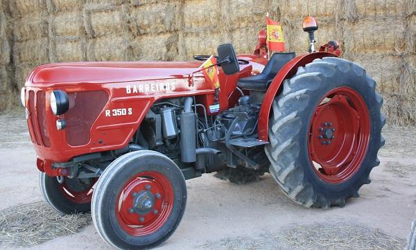 Tractor Barreiros R-350 S