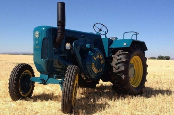 Tractor Lanz Bulldog D-3806