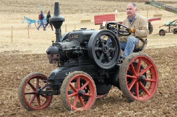 Tractor Lanz Bulldog HL de 1926