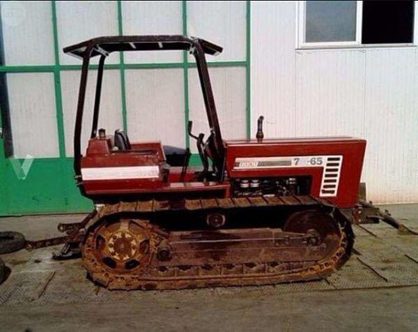 Tractor oruga Fiat 7-65