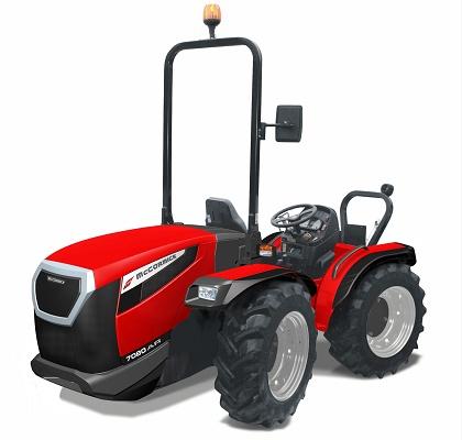 Tractor McCormick 7000 AR