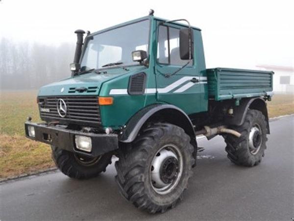 Mercedes Unimog U1300