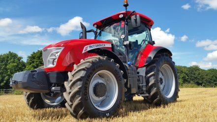 Tractores McCormick, ¿Británicos o Italianos?