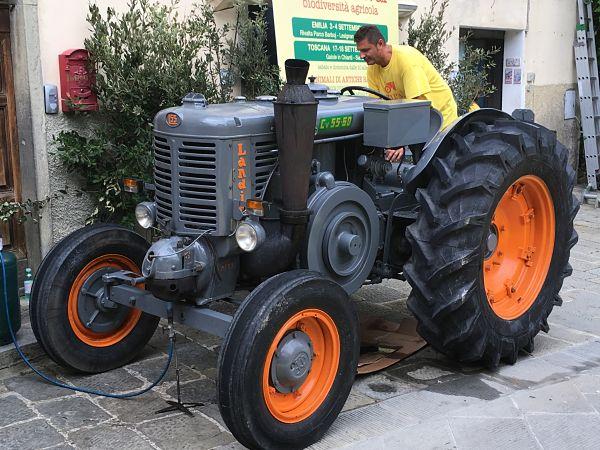 Tractor Landini L55