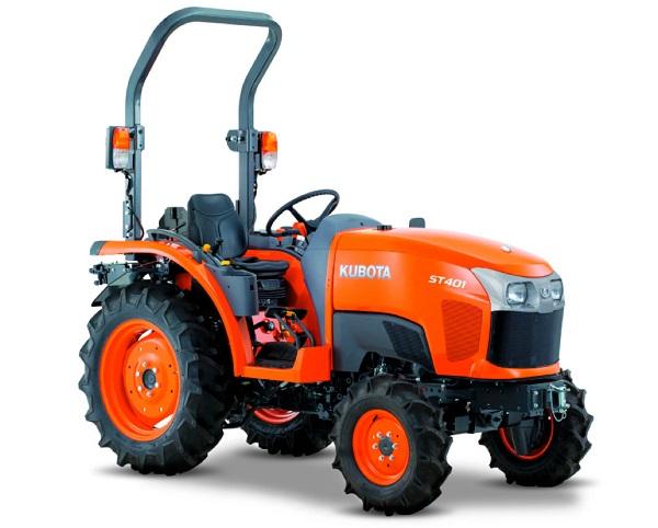 Tractor Kubota ST 401