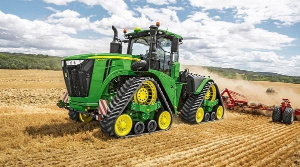 Tractor John Deere 9520 RT
