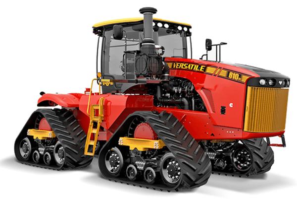 Versatile 610 DT