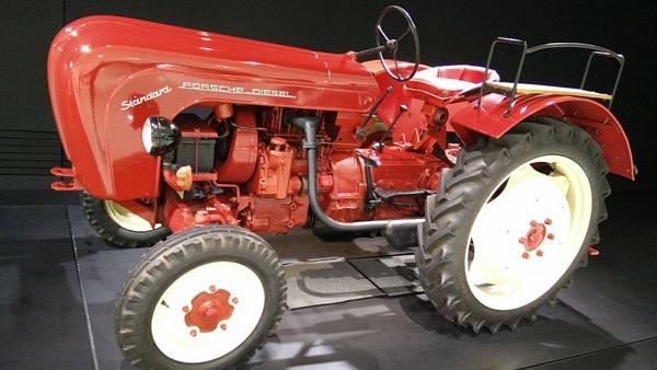 Tractor Porsche Standard N 208