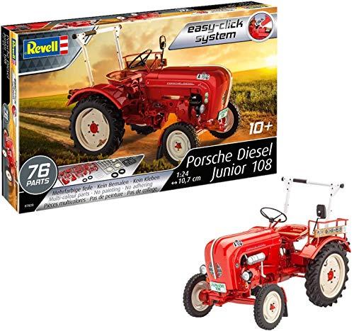 Tractor de juguete Porsche Diesel junior 108