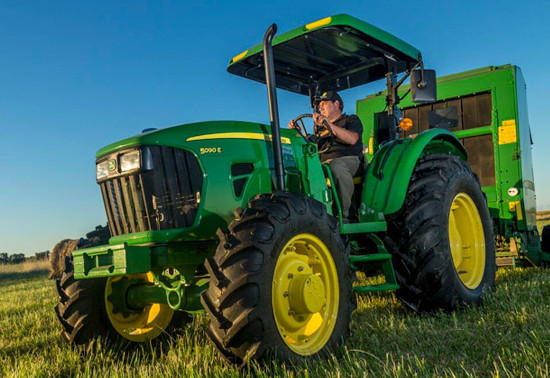 Comprar tractor usado o de segunda mano