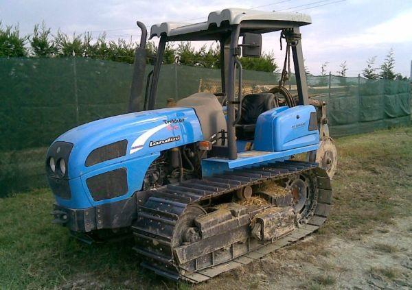 Tractor Landini trekker 105