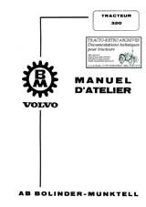 tracteur Bolinder, Manuel notice entretien revue technique