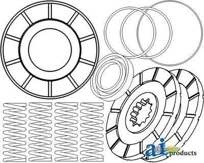 Farmall 806 Tractor Diagram Farmall H Parts List Wiring