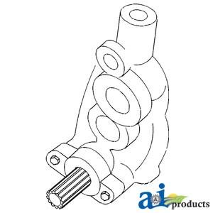 Massey Ferguson 245 Hydraulic Pump