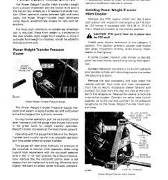 john deere operators manual 4320 tractor [ 935 x 1210 Pixel ]