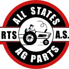 John Deere 2750 Alternator Wiring Diagram Pollak Trailer Tractor Parts Electrical All States Ag 113014 Bosch Style 13193 830 840 930 940