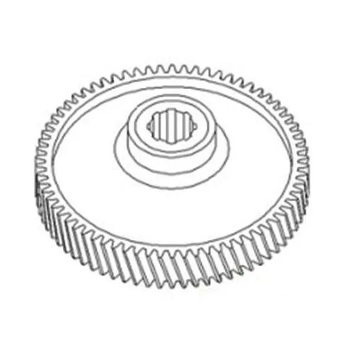 PTO Driven Gear Compatible with Ford 6610 7610 7710 7600