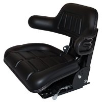 DJS Tractor Parts / Universal Full Suspension Seat AB-445D