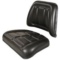 TKBL Massey Ferguson Tractor BLK Seat Cushion Kit 20E 20F 30E 40E 50E 240 253 ++