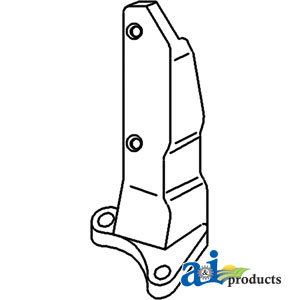 TP Parts 1 A-508469M2 Massey-Ferguson HANGER RH STEP PLATE