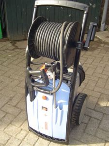 Kranzle 3250 TST  Used Highpressure cleaner Hot  Cold