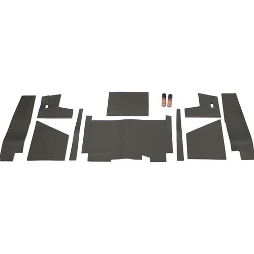 medium resolution of case 2470 2 door series lower cab kit