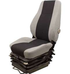 km 1024 seat air suspension caterpillar kab seat seat suspension kits tractorseats com [ 1024 x 1024 Pixel ]