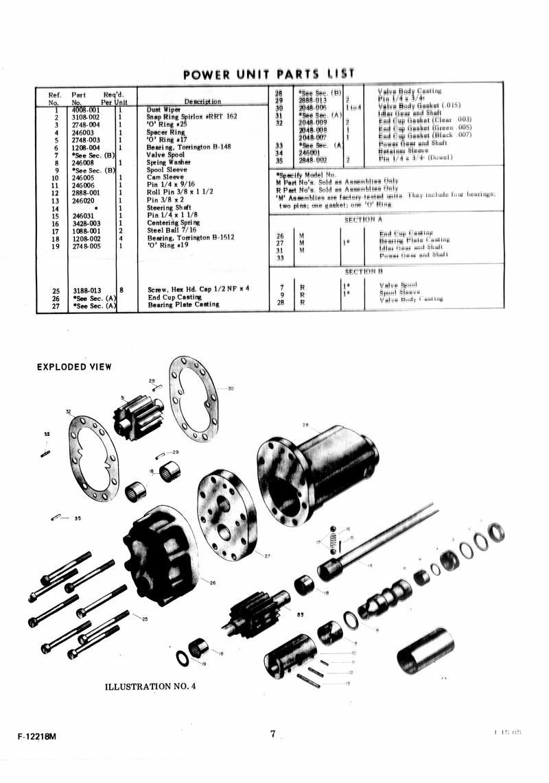 medium resolution of farmall m steering parts diagram wiring diagram farmall 450 steering parts diagram farmall 450 steering parts