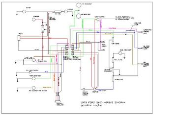 Search Results Wiring Diagram 1978 Ford 2600 Tractor.html
