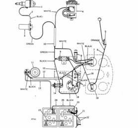 John Deere Lt155 Wiring Diagram John Deere Gator 6X4