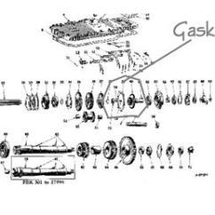 1951 Farmall M Wiring Diagram Addressable Fire Alarm System C Parts Schematic Trans Hub Super Cylinder Head