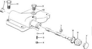 2310 Ford  Selector Valve Diagram  TractorShed