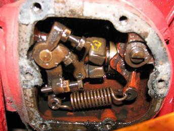 100 Cub Wiring Diagram 1950 Farmall M Governor Tractorshed Com